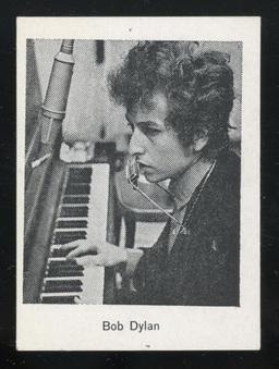 Bob Dylan cards