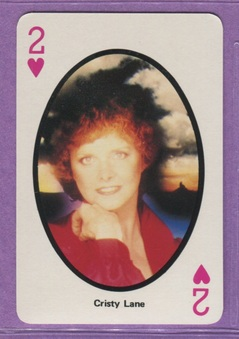 1982 Best of Country Music Playing Cards