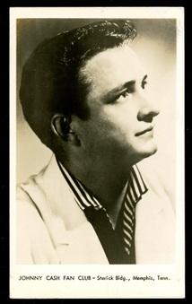 Johnny Cash Cards