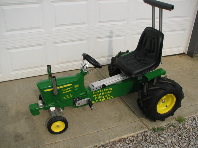 Pedal Pulling Tractors For Sale http://www.tractorbynet.com/forums/build-yourself/206557-pedal-tractor-puller-build.html