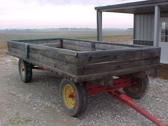 Hay Wagons Lets See Them