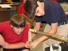 8th Science -- Levers Lab