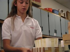 8th Science -- Low Friction Cart Lab