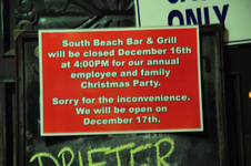 South Beach Bar & Grill