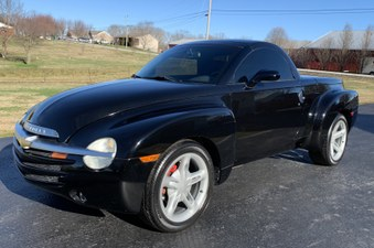 Sold! 2004 Chevy SSR! 5.0 Eng, Auto!