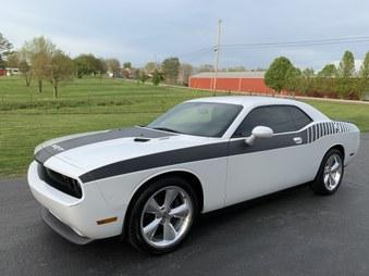 SOLD!  2014 Dodge Challenger!