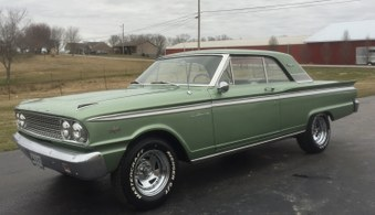 SOLD! 1963 1/2 Ford Fairlane 500!