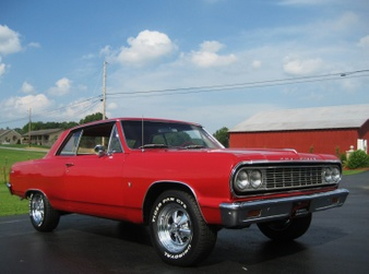 SOLD! 64 Chevelle! 283/30 over!