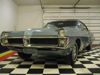 Sorry SOLD! 1967 Pontiac Bonneville