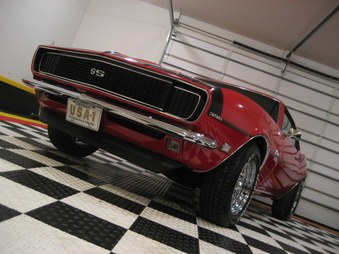 Sorry SOLD! 68 Camaro RS SS Clone! 