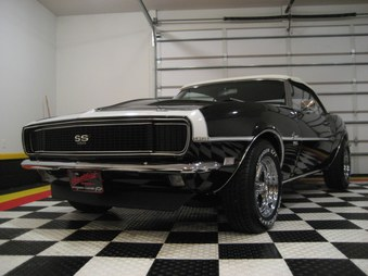 SOLD! 1968 Convertible RS SS CLONE! 