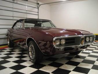 SOLD!   1967 Firebird Convertible!  SOLD