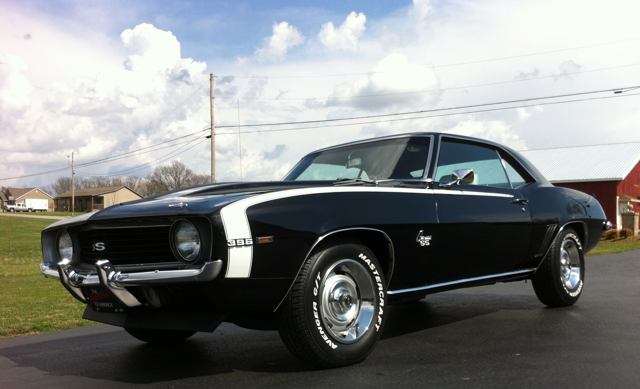 1969 camaro ss for sale flood car 3 000 autos post. Black Bedroom Furniture Sets. Home Design Ideas