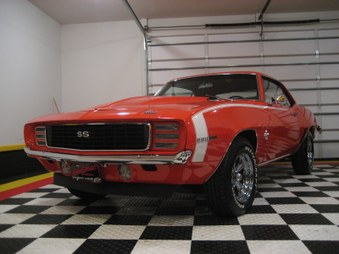 SOLD! Camaro! 396 Engine, Muncy 4 Spd!