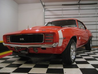 SOLD! 1969 Camaro RS SS! 396 / 4 Spd! 