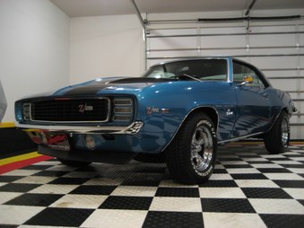 SOLD! 1969 Camaro RS Z28 Clone