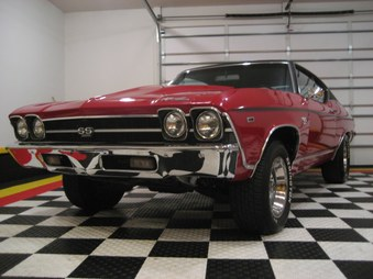 Sorry SOLD! 69 Chevelle SS 396 Clone! 