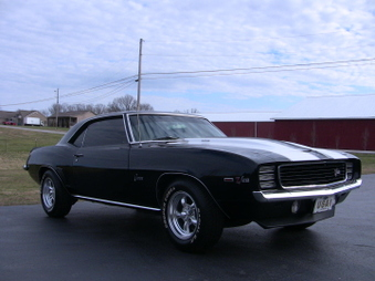 Sold!   1969 RS Z28 Clone