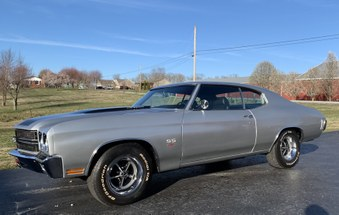 SOLD! 1970 Chevelle SS 454 LS5