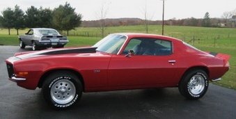 Sorry SOLD!  1971 Camaro