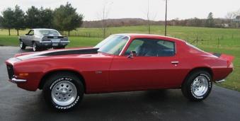 Sorry SOLD!  1971 Camaro