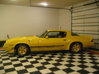 1980 Z28 Camaro! A/C! 