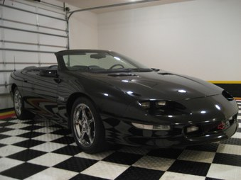 1995 Z28 Convertible! 6 Spd! 