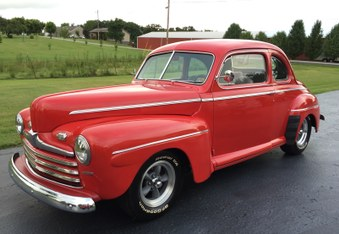 Sold 46 Ford Coupe! 355 Eng, 350 Turbo!