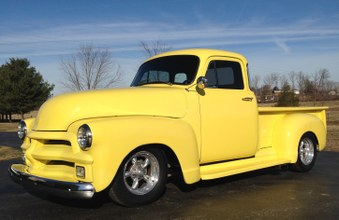 SOLD!  1954 Chevy Series 3100 Truck!