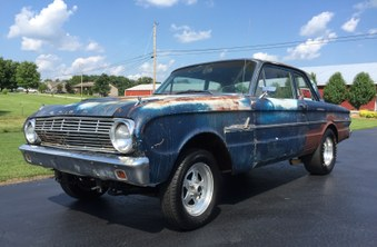 Sorry SOLD! 1963 Ford Falcon Gasser!