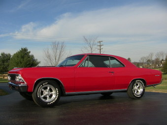 Sold... Chevelle SS 396 Clone!