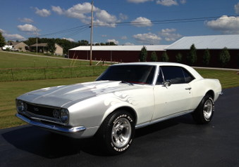 Sorry SOLD! 1967 Camaro! 350 Eng / Auto!