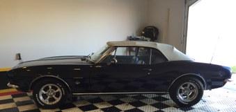 Sorry Sold! 1967 Camaro Convertible!