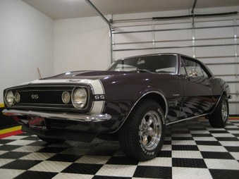 SOLD!  67 Camaro! 327 Engine, Auto!