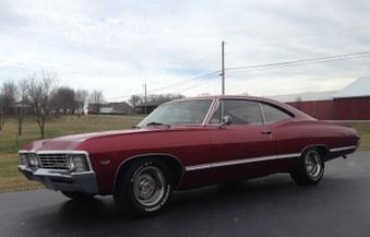 SOLD!  1967 Chevy Impala! 283 Eng, Auto!