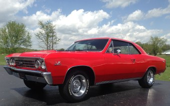 Sorry SOLD! SOlD 1967 Chevelle!