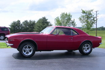 SOLD! 67 Camaro Z28! 350 Eng, 4 Spd!