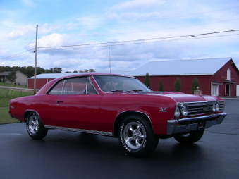 SOLD! 67 Chevelle SS 396 Clone! 