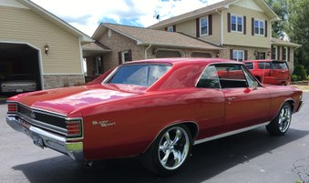 Sold! 1967 Chevelle SS 396! 138 Code!