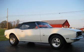 1968 Camaro SS Clone Conv. $19,900.00