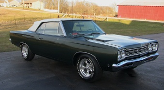 1968 Plymouth Road Runner Clone Conv.