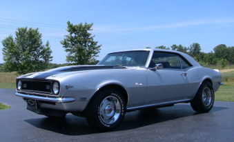 SOLD! 1968 Camaro SS Clone! 302 Eng