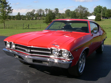 Sorry SOLD!Chevelle SS 396! 4 Spd!