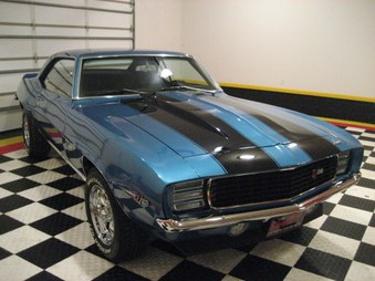 SOLD! 1969 Camaro RS Z28 Clone!
