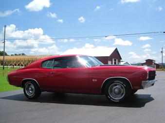 Sold! 1970 Chevelle! 350 Engine, Auto!