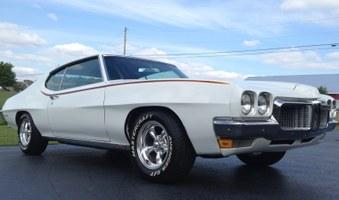 SOLD!  1970 Pontiac Lemans! 350 / Auto!