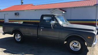 Sold!   Chevy Custom 10! 350, Auto!