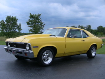 SOLD! 72 Chevy Nova! 383 Stroker Eng!