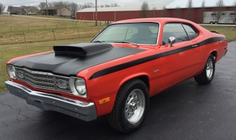 SOLD! 1973 Plymouth Duster! 360 Engine!