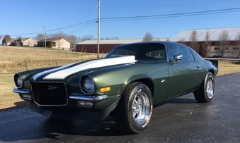 Sold! 1973 Chevy Camaro!